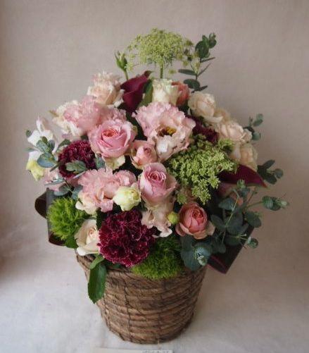 花ギフト|フラワーギフト|誕生日 花|カノシェ話題|スタンド花|ウエディングブーケ|花束|花屋|OLYMPUS DIGITAL CAMERA         -3
