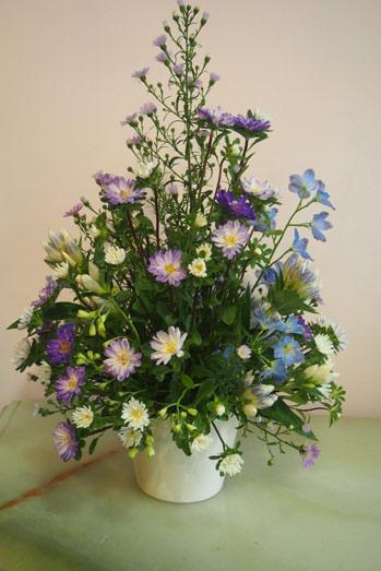花ギフト|フラワーギフト|誕生日 花|カノシェ話題|スタンド花|ウエディングブーケ|花束|花屋|P8160868