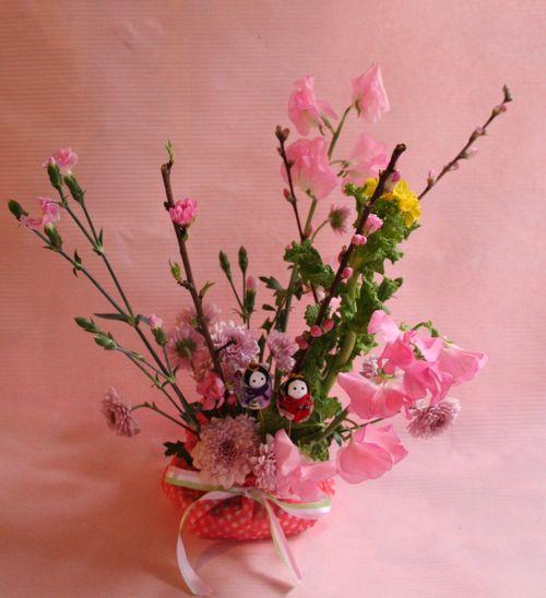花ギフト|フラワーギフト|誕生日 花|カノシェ話題|スタンド花|ウエディングブーケ|花束|花屋|IMG_1186