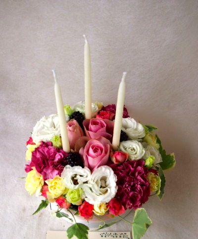 花ギフト|フラワーギフト|誕生日 花|カノシェ話題|スタンド花|ウエディングブーケ|花束|花屋|42397