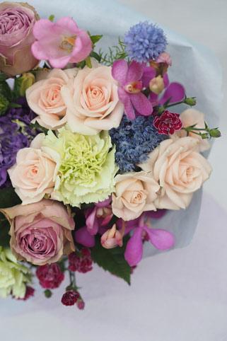 花ギフト|フラワーギフト|誕生日 花|カノシェ話題|スタンド花|ウエディングブーケ|花束|花屋|P4072366