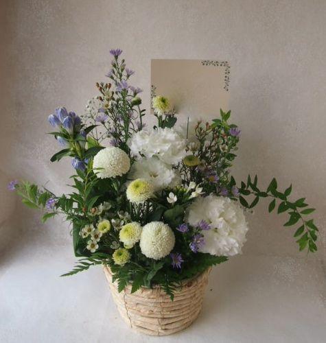 花ギフト|フラワーギフト|誕生日 花|カノシェ話題|スタンド花|ウエディングブーケ|花束|花屋|49966