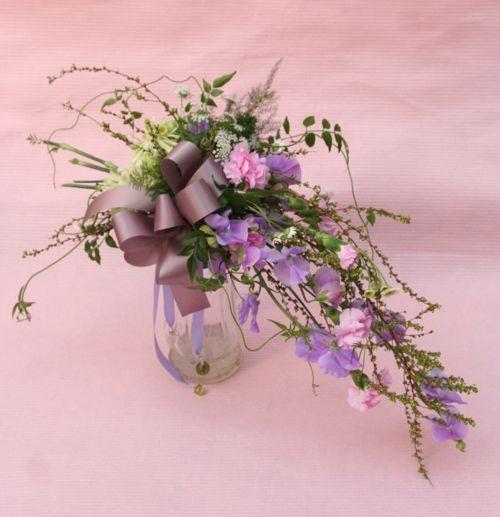 花ギフト|フラワーギフト|誕生日 花|カノシェ話題|スタンド花|ウエディングブーケ|花束|花屋|IMG_1145