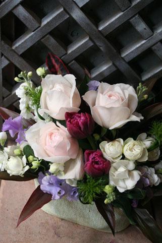 花ギフト フラワーギフト 誕生日 花 カノシェ話題 スタンド花 ウエディングブーケ 花束 花屋 ゆか