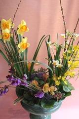 花ギフト|フラワーギフト|誕生日 花|カノシェ話題|スタンド花|ウエディングブーケ|花束|花屋|水仙