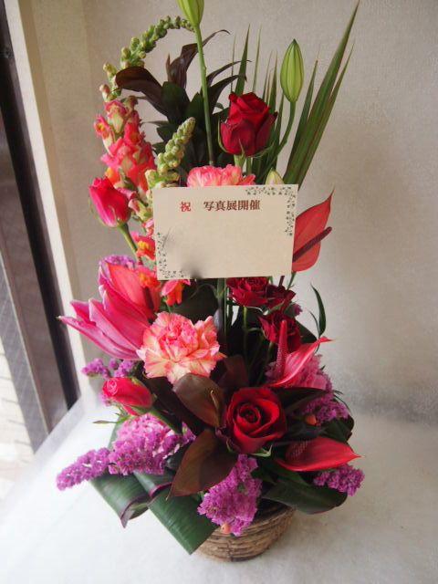 花ギフト|フラワーギフト|誕生日 花|カノシェ話題|スタンド花|ウエディングブーケ|花束|花屋|54747