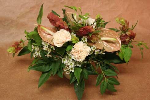 花ギフト フラワーギフト 誕生日 花 カノシェ話題 スタンド花 ウエディングブーケ 花束 花屋 いそべさん アンス