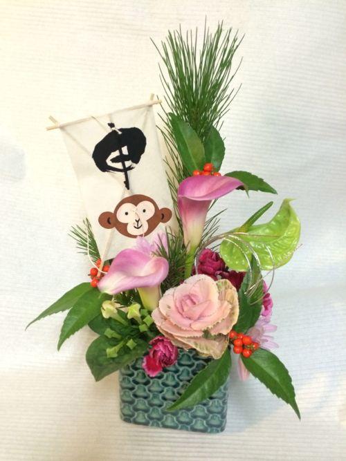 花ギフト|フラワーギフト|誕生日 花|カノシェ話題|スタンド花|ウエディングブーケ|花束|花屋|IMG_8660