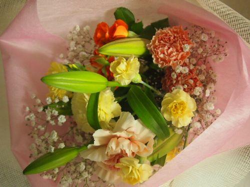 花ギフト|フラワーギフト|誕生日 花|カノシェ話題|スタンド花|ウエディングブーケ|花束|花屋|55790