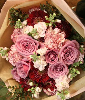 花ギフト|フラワーギフト|誕生日 花|カノシェ話題|スタンド花|ウエディングブーケ|花束|花屋|自転車さん