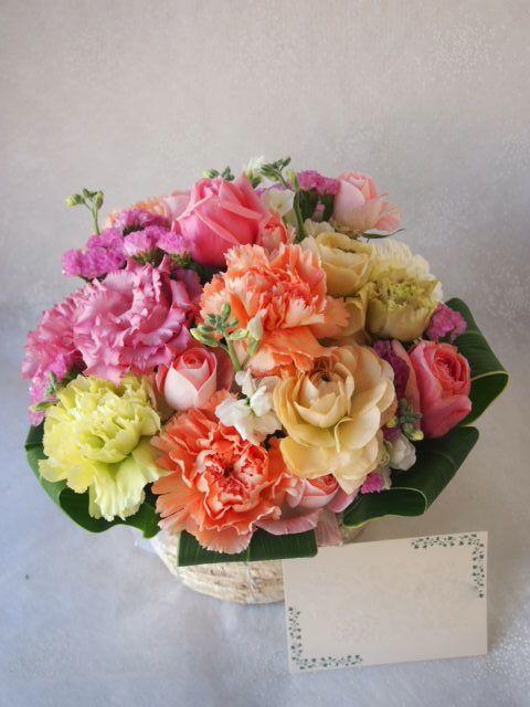 花ギフト|フラワーギフト|誕生日 花|カノシェ話題|スタンド花|ウエディングブーケ|花束|花屋|53160