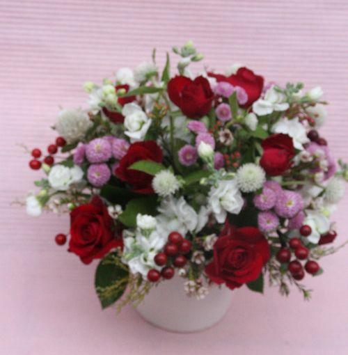 花ギフト|フラワーギフト|誕生日 花|カノシェ話題|スタンド花|ウエディングブーケ|花束|花屋|IMG_2140