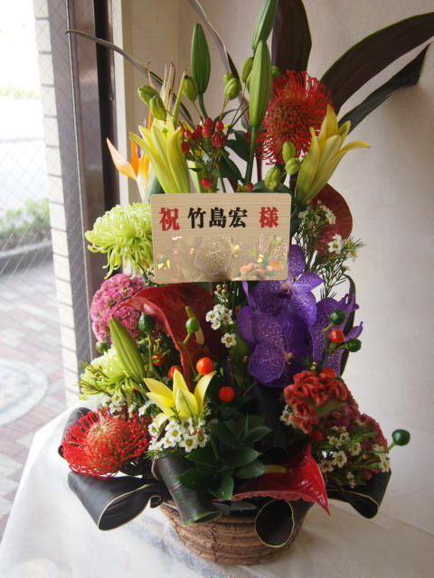 花ギフト|フラワーギフト|誕生日 花|カノシェ話題|スタンド花|ウエディングブーケ|花束|花屋|50334