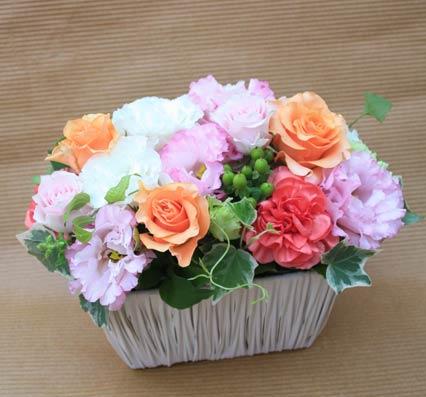 花ギフト|フラワーギフト|誕生日 花|カノシェ話題|スタンド花|ウエディングブーケ|花束|花屋|IMG_4449
