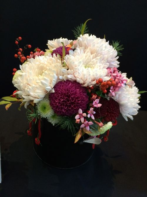 花ギフト|フラワーギフト|誕生日 花|カノシェ話題|スタンド花|ウエディングブーケ|花束|花屋|IMG_6417