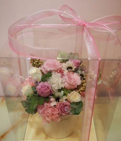 花ギフト|フラワーギフト|誕生日 花|カノシェ話題|スタンド花|ウエディングブーケ|花束|花屋|54252