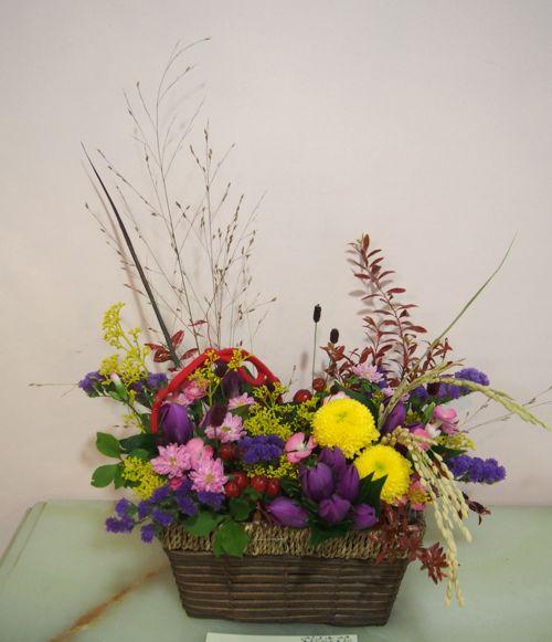 花ギフト|フラワーギフト|誕生日 花|カノシェ話題|スタンド花|ウエディングブーケ|花束|花屋|58417