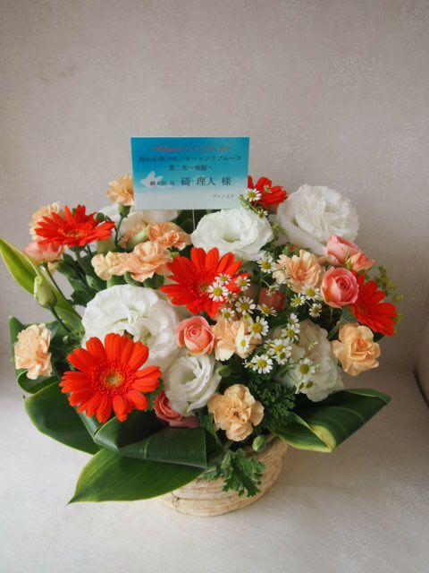 花ギフト|フラワーギフト|誕生日 花|カノシェ話題|スタンド花|ウエディングブーケ|花束|花屋|48282