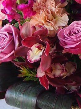 花ギフト|フラワーギフト|誕生日 花|カノシェ話題|スタンド花|ウエディングブーケ|花束|花屋|38179-2