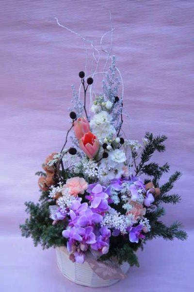 花ギフト|フラワーギフト|誕生日 花|カノシェ話題|スタンド花|ウエディングブーケ|花束|花屋|-2