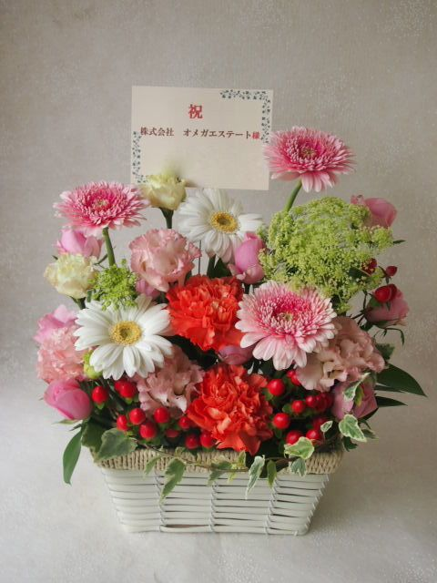 花ギフト|フラワーギフト|誕生日 花|カノシェ話題|スタンド花|ウエディングブーケ|花束|花屋|48720