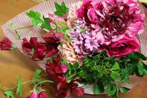 花ギフト|フラワーギフト|誕生日 花|カノシェ話題|スタンド花|ウエディングブーケ|花束|花屋|はるb