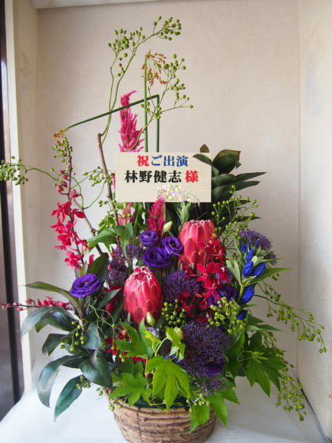 花ギフト|フラワーギフト|誕生日 花|カノシェ話題|スタンド花|ウエディングブーケ|花束|花屋|49363
