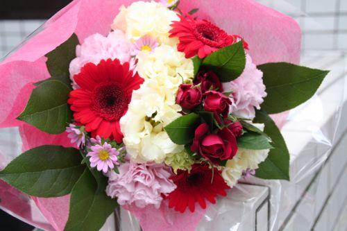 花ギフト|フラワーギフト|誕生日 花|カノシェ話題|スタンド花|ウエディングブーケ|花束|花屋|IMG_3702