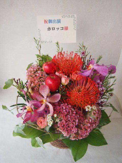 花ギフト|フラワーギフト|誕生日 花|カノシェ話題|スタンド花|ウエディングブーケ|花束|花屋|50714