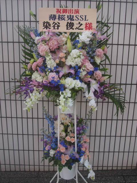 花ギフト|フラワーギフト|誕生日 花|カノシェ話題|スタンド花|ウエディングブーケ|花束|花屋|シアターサンモールw
