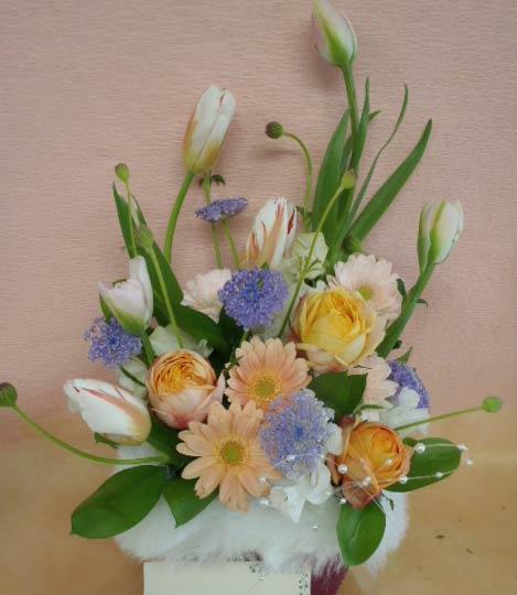 花ギフト|フラワーギフト|誕生日 花|カノシェ話題|スタンド花|ウエディングブーケ|花束|花屋|みさき5