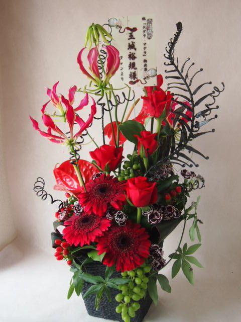 花ギフト|フラワーギフト|誕生日 花|カノシェ話題|スタンド花|ウエディングブーケ|花束|花屋|41377