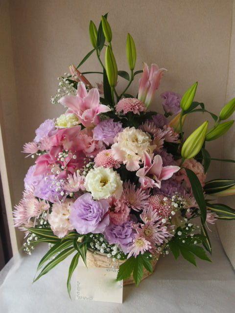 花ギフト|フラワーギフト|誕生日 花|カノシェ話題|スタンド花|ウエディングブーケ|花束|花屋|48567
