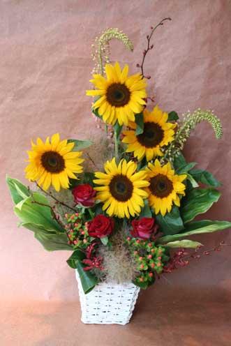花ギフト|フラワーギフト|誕生日 花|カノシェ話題|スタンド花|ウエディングブーケ|花束|花屋|ひまわりかよこさん