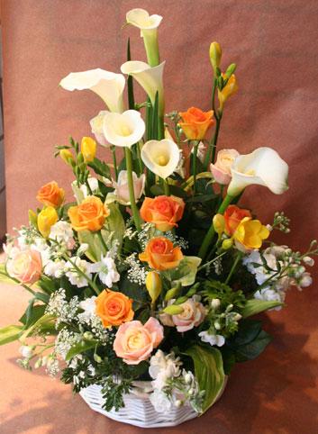 花ギフト|フラワーギフト|誕生日 花|カノシェ話題|スタンド花|ウエディングブーケ|花束|花屋|たざわさま