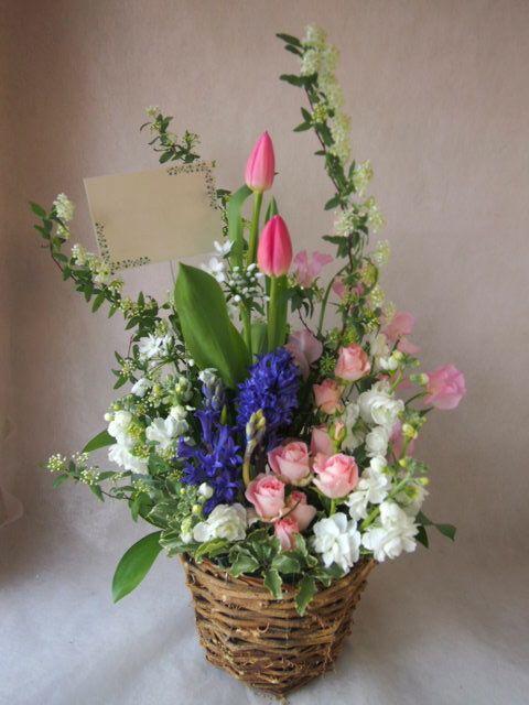 花ギフト|フラワーギフト|誕生日 花|カノシェ話題|スタンド花|ウエディングブーケ|花束|花屋|45378