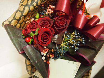 花ギフト|フラワーギフト|誕生日 花|カノシェ話題|スタンド花|ウエディングブーケ|花束|花屋|37609