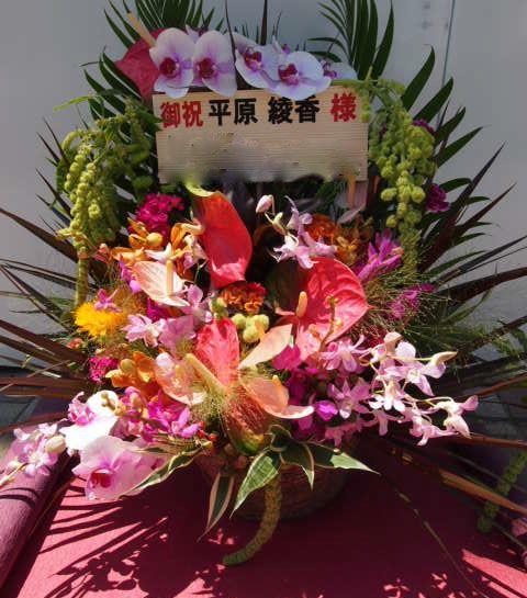 花ギフト|フラワーギフト|誕生日 花|カノシェ話題|スタンド花|ウエディングブーケ|花束|花屋|56509