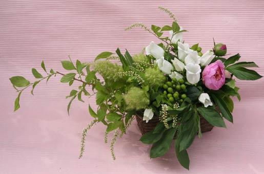 花ギフト|フラワーギフト|誕生日 花|カノシェ話題|スタンド花|ウエディングブーケ|花束|花屋|IMG_7716