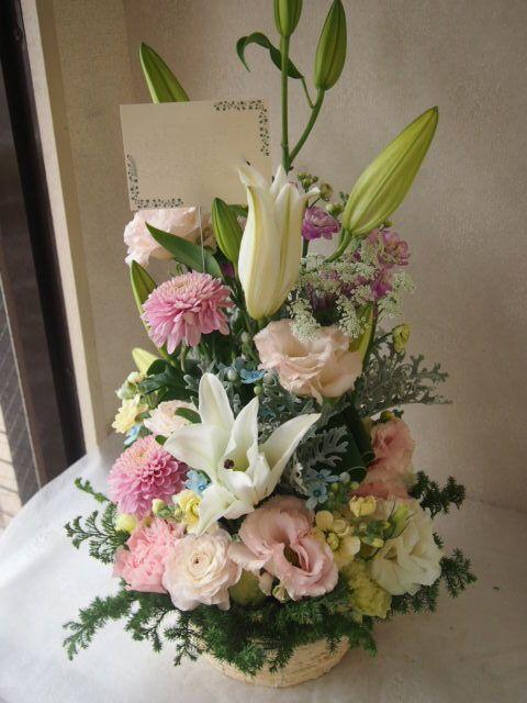 花ギフト|フラワーギフト|誕生日 花|カノシェ話題|スタンド花|ウエディングブーケ|花束|花屋|51833
