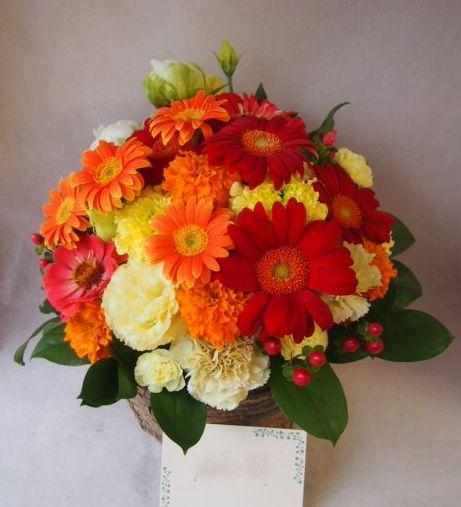 花ギフト|フラワーギフト|誕生日 花|カノシェ話題|スタンド花|ウエディングブーケ|花束|花屋|41018