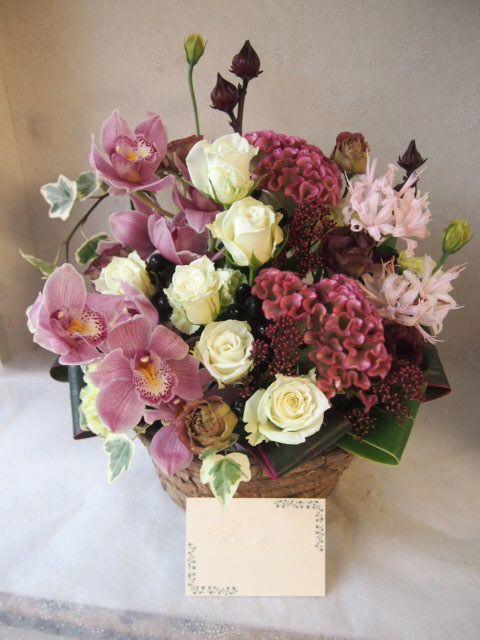 花ギフト|フラワーギフト|誕生日 花|カノシェ話題|スタンド花|ウエディングブーケ|花束|花屋|51535