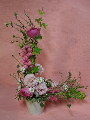 花ギフト|フラワーギフト|誕生日 花|カノシェ話題|スタンド花|ウエディングブーケ|花束|花屋|HIROESAN-L