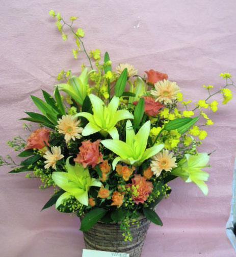 花ギフト|フラワーギフト|誕生日 花|カノシェ話題|スタンド花|ウエディングブーケ|花束|花屋|あゆみ 2