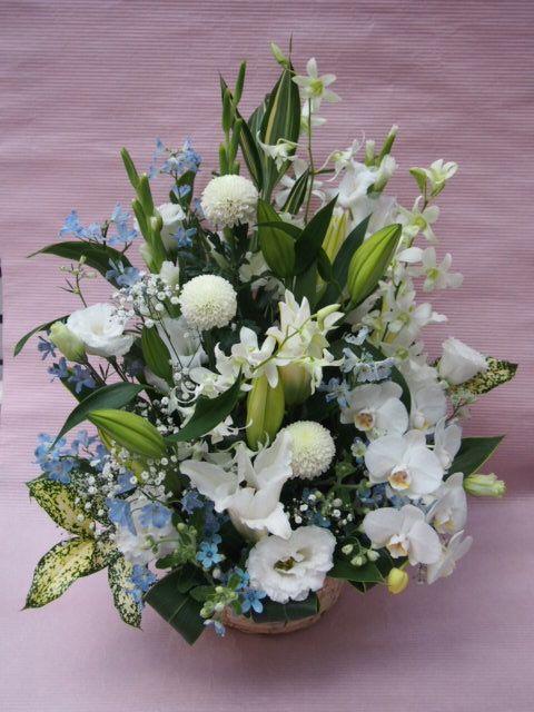 花ギフト|フラワーギフト|誕生日 花|カノシェ話題|スタンド花|ウエディングブーケ|花束|花屋|51892