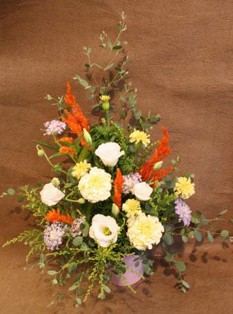 花ギフト|フラワーギフト|誕生日 花|カノシェ話題|スタンド花|ウエディングブーケ|花束|花屋|ひづるさん トライ