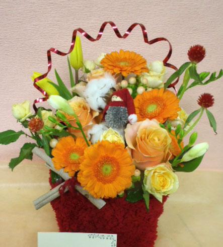 花ギフト|フラワーギフト|誕生日 花|カノシェ話題|スタンド花|ウエディングブーケ|花束|花屋|rora-ayumi