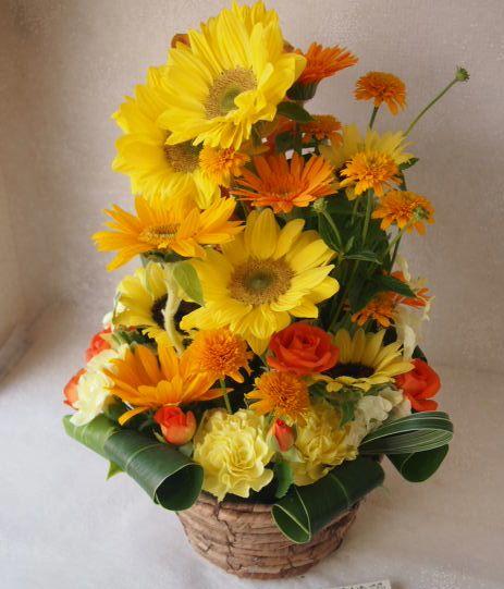花ギフト|フラワーギフト|誕生日 花|カノシェ話題|スタンド花|ウエディングブーケ|花束|花屋|48794