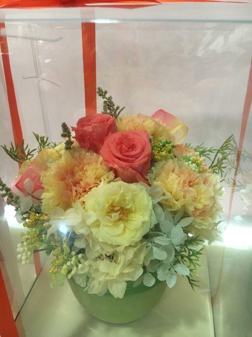 花ギフト|フラワーギフト|誕生日 花|カノシェ話題|スタンド花|ウエディングブーケ|花束|花屋|IMG_2150
