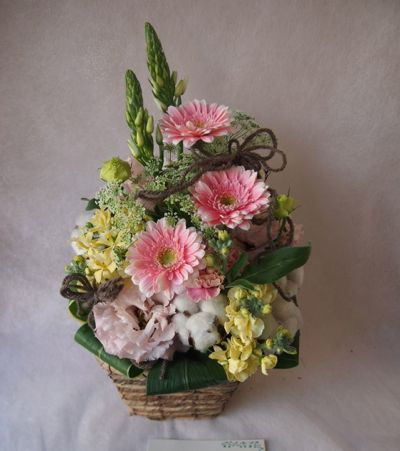 花ギフト|フラワーギフト|誕生日 花|カノシェ話題|スタンド花|ウエディングブーケ|花束|花屋|37412